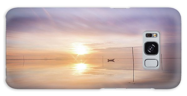Galaxy Case featuring the photograph Such A Joyfull Day by Bruno Rosa