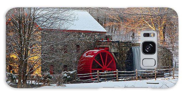 Sudbury Gristmill Galaxy Case by Susan Cole Kelly