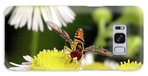 Sugar Bee Wings Galaxy Case