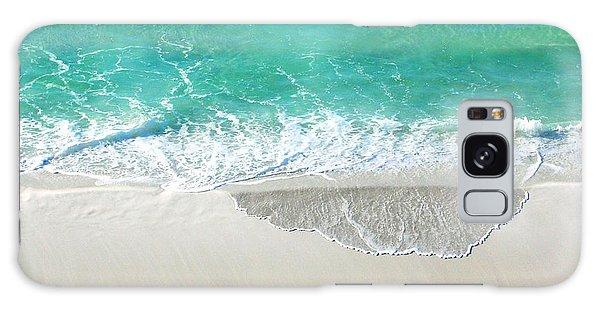 Sugar Sand Beach Galaxy Case