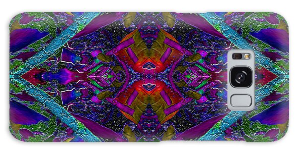 Sugarapsa Galaxy Case by Barbara Tristan