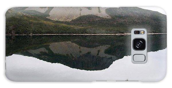 Sugarloaf Hill Reflections Galaxy Case by Barbara Griffin