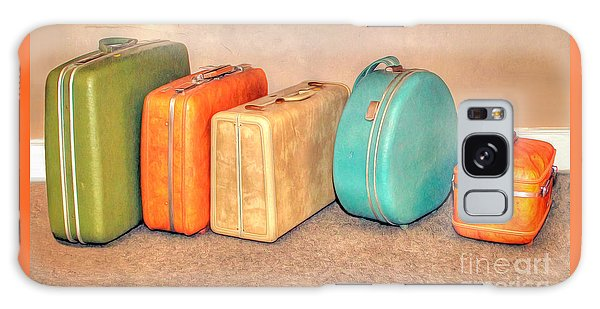 Suitcases Galaxy Case