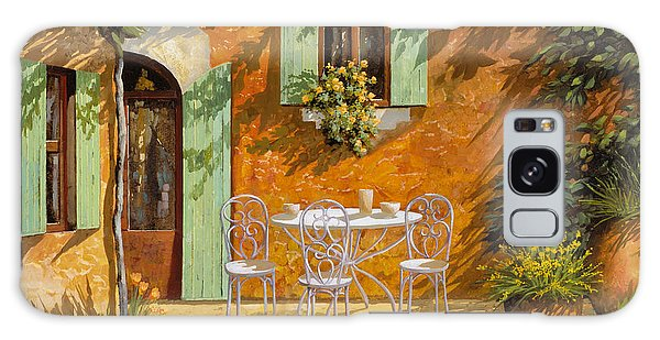 Borelli Galaxy Case - Sul Patio by Guido Borelli