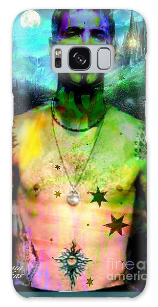 Sully Erna Galaxy Case by Diana Riukas