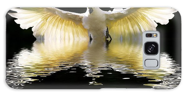 Cockatoo Galaxy S8 Case - Sulphur Crested Cockatoo Rising by Sheila Smart Fine Art Photography