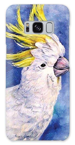 Sulphur-crested Cockatoo Galaxy Case