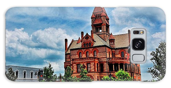 Sulphur Springs Courthouse Galaxy Case