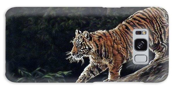Sumatran Cub Galaxy Case