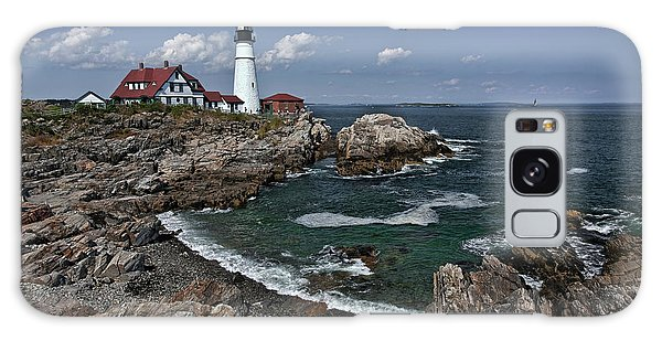 Summer Afternoon, Portland Headlight Galaxy Case