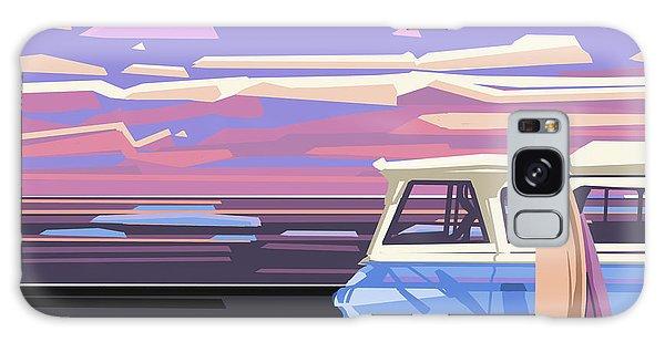 Summer Galaxy Case by Bekim Art