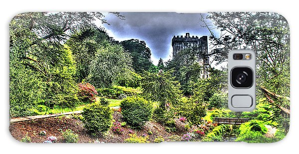 Summer Blarney Garden Galaxy Case