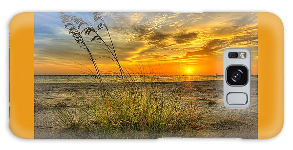 Summer Breezes Galaxy Case by Marvin Spates