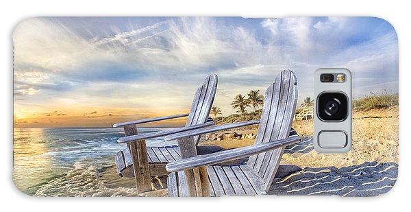 Boynton Galaxy S8 Case - Summer Dreaming by Debra and Dave Vanderlaan