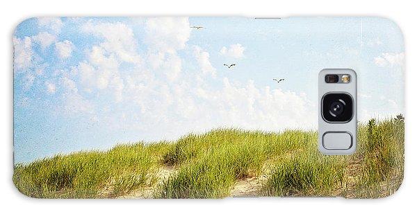 Summer Dunes Galaxy Case by Melanie Alexandra Price