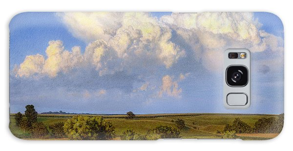 Cloud Galaxy Case - Summer Evening Formations by Bruce Morrison