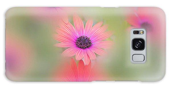 Summer Flowers Galaxy Case
