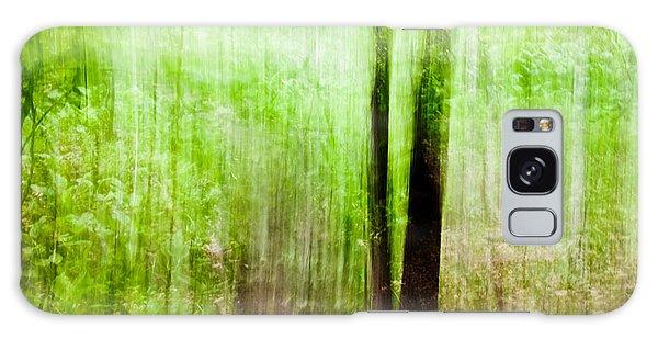 Summer Forest Galaxy Case
