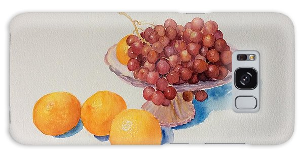 Galaxy Case featuring the painting Summer Fruits by Beatrice Cloake