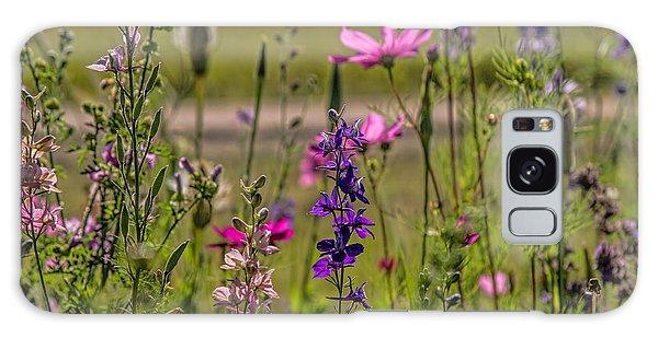 Summer Garden Galaxy Case by Alana Thrower