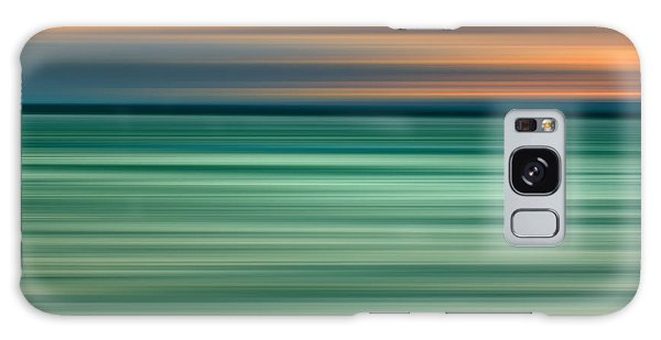 Scenery Galaxy Case - Summer Haze by Az Jackson