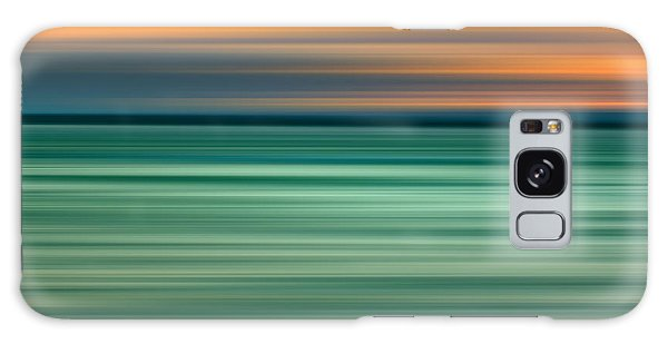 Surrealism Galaxy S8 Case - Summer Haze by Az Jackson