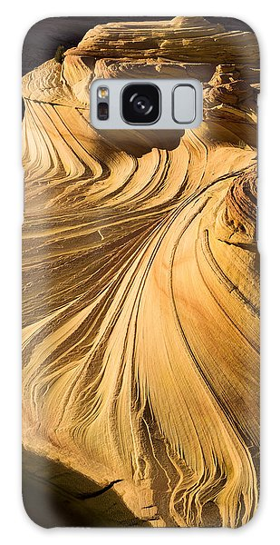 Coyote Galaxy Case - Summer Heat by Chad Dutson