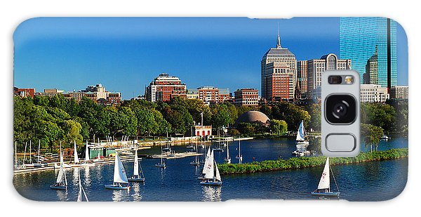 Summer In Boston Galaxy Case