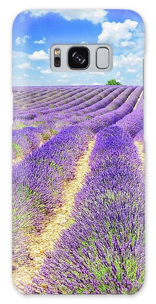 Summer In Provence Galaxy Case by Anastasy Yarmolovich