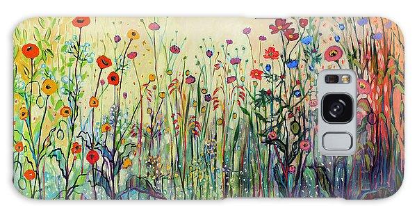 Floral Galaxy Case - Summer Joy by Jennifer Lommers