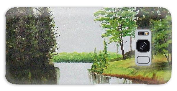 Summer Lake Galaxy Case