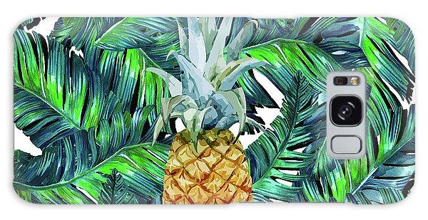 Tapestry Galaxy Case - Summer by Mark Ashkenazi