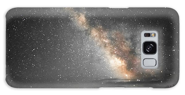 Summer Night Light Galaxy Case