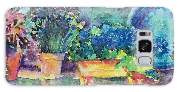Summer On The Porch Galaxy Case