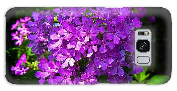 Summer Purple Galaxy Case