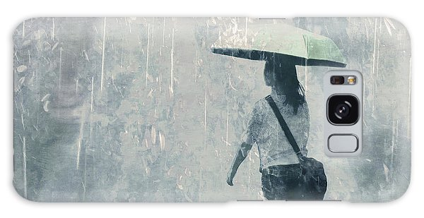 Summer Rain Galaxy Case by LemonArt Photography
