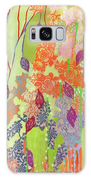 Foliage Galaxy Case - Summer Rain Part 1 by Jennifer Lommers