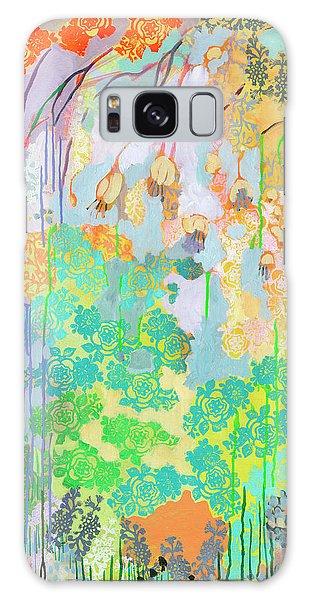 Foliage Galaxy Case - Summer Rain Part 2 by Jennifer Lommers
