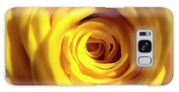 Summer Rose Galaxy Case