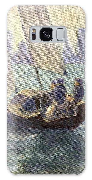Summer Sail Galaxy Case
