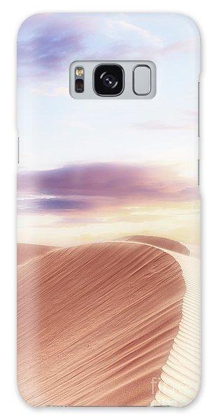 Summer Sands Galaxy Case