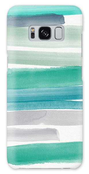 Beach Galaxy S8 Case - Summer Sky by Linda Woods