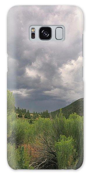 Summer Storm Galaxy Case