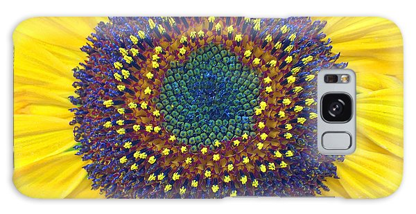 Summer Sunflower Galaxy Case by Todd Breitling