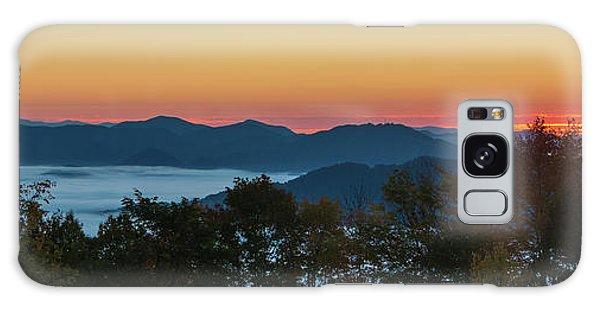 Summer Sunrise - Almost Dawn Galaxy Case