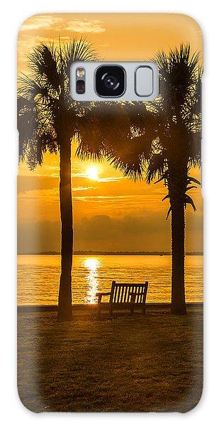 Summer Sunrise - Charleston Sc Galaxy Case