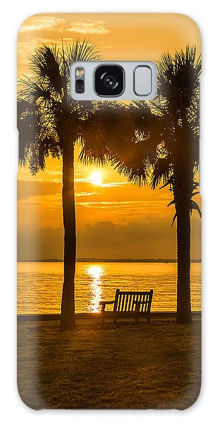 Summer Sunrise - Charleston Sc Galaxy Case