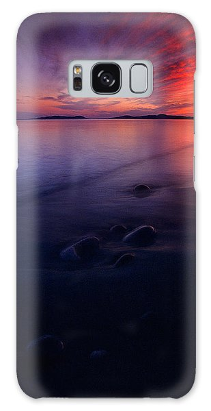 Summer Sunset       Galaxy Case