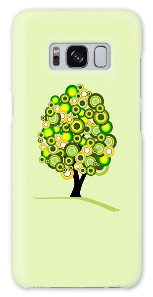Garden Galaxy S8 Case - Summer Tree by Anastasiya Malakhova
