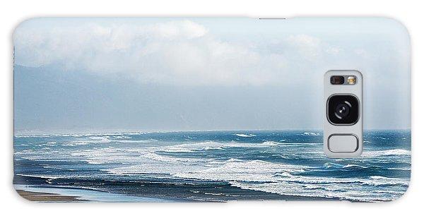 Summer Waves Netarts Oregon Galaxy Case